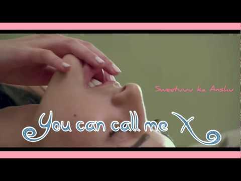 You Can Call Me X ( Mr.X) romantic WhatsApp status 😍