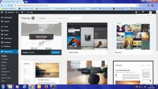 How to add a video background to wordpress website using free plugin [video background]