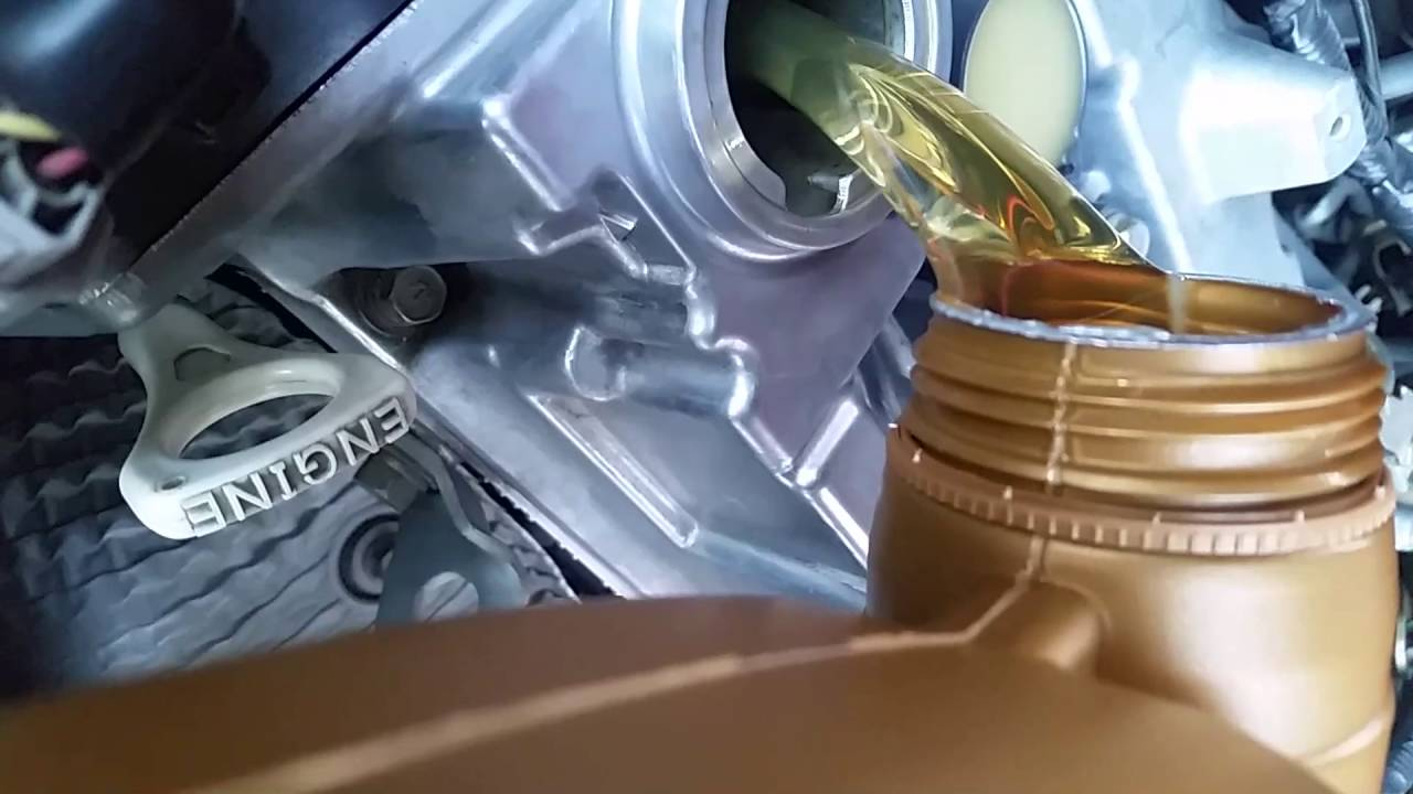 How To Change Engine Oil And Oil Filter On Mitsubishi Colt