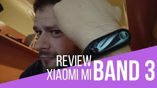 XIAOMI MI BAND 3 ¿El mejor wearable? [.Info]