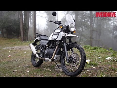 Royal Enfield Himalayan - Quick Review by Overdrive