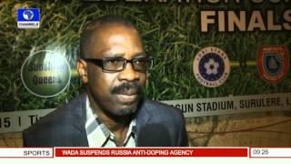 Sports This Morning: NFF Says All Is Set For Sunday
