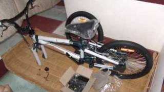 BMX extreme unboxing (one of BMX available in India Rs.5800 ($126).m4v