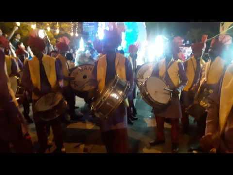 Malhari...Suyog brass band, nagpur. Ramnawmi 2016