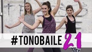 TONOBAILE 21   Entrenamiento corto con pasos de baile
