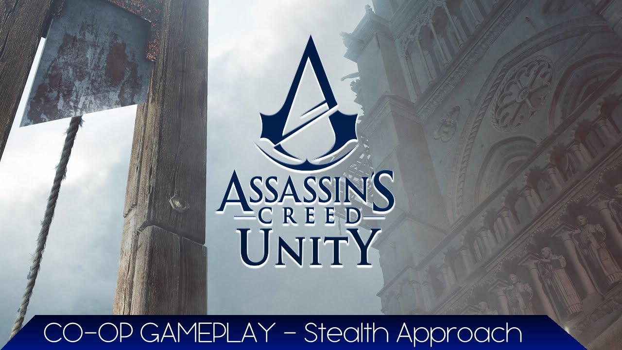 Assassin s Creed Unity Co-op and Multiplayer Not Working