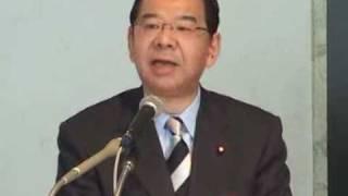 沖縄での革新懇シンポ・前半 普天間基地の無条件撤去を(09.12.5)