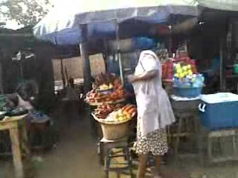 Benin Togo border mp4