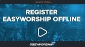 Easyworship 2009 fix for Windows 10 Nov  2015 Update - YouTube