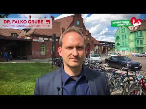 Statement von Falko Grube zum Neustädter Bahnhof