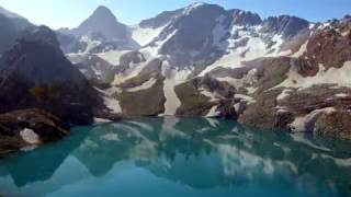Голубые озёра в Кабардино-Балкария