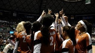 Texas All Access: Volleyball in Hawaii [Sept. 9, 2013]