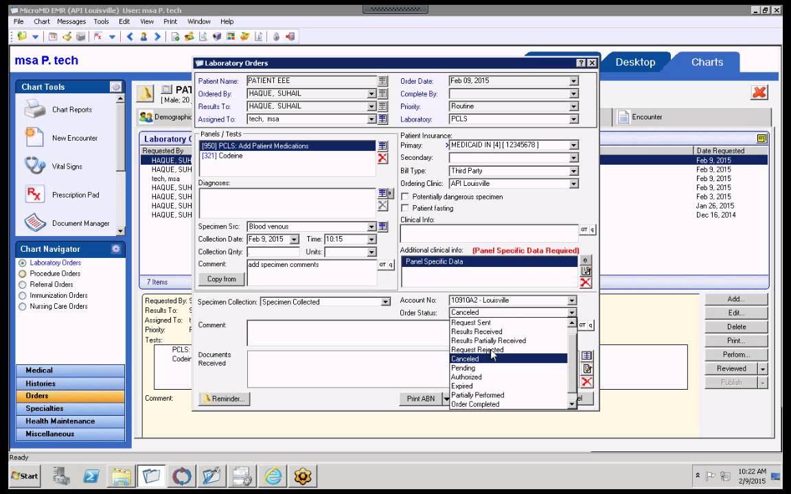 API Lab Interface Training Video