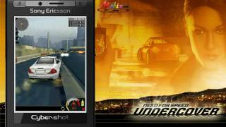 vuclip [HD] EA Mobile Need For Speed Undercover 3D Java Game