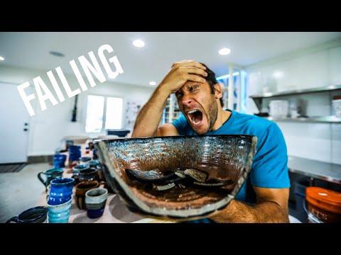 Pottery Is FRUSTRATING! - Unloading Kiln #54