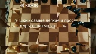 Обучение игре в шахматы. Как научиться играть.