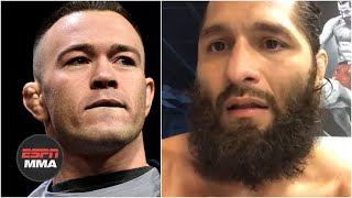 Jorge Masvidal reacts to Colby Covington leaving American Top Team | ESPN MMA