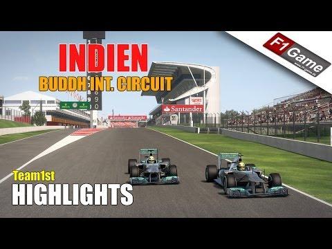 F1 2013 - F1-Game.de League - Neu Delhi [Fat1st]
