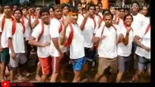 Govinda Re Gopala Marathi Song | Morya | WhatsApp Status Video