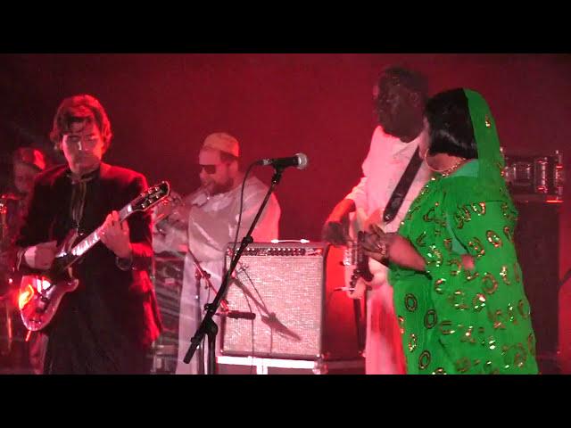 Tusk Festival 2016 —The Scorpios