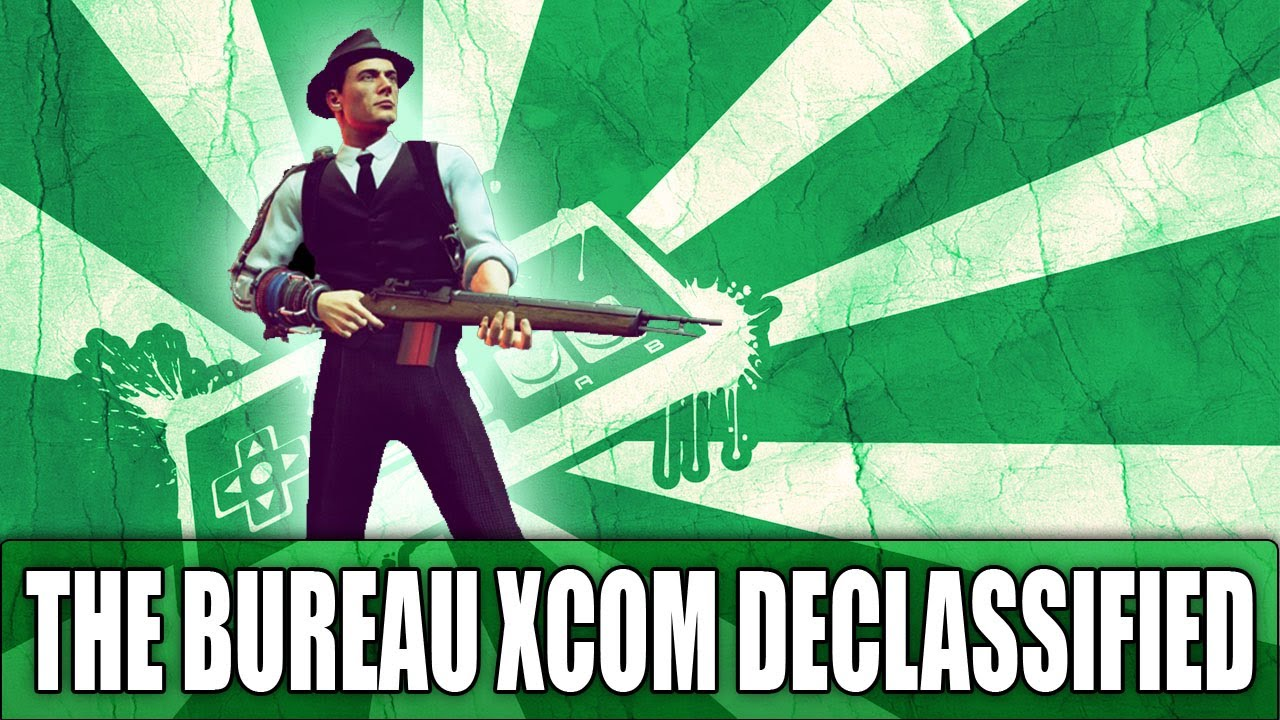 The bureau xcom declassified en espa ol primeros for Bureau xcom declassified