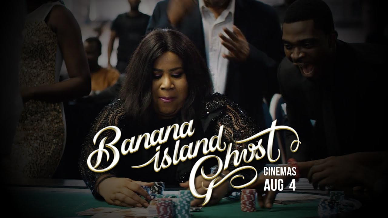 Image result for banana island ghost