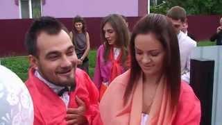 Выкуп невесты в костюмах цыган