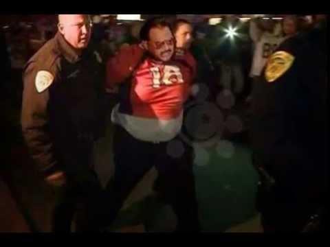 Altaf husain arrested in london