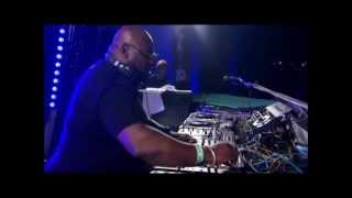 Human Resource   Dominator  Carl Cox remix live