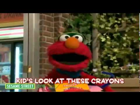 LMFAO - I'm Sexy And I Know It Parody- I'm Elmo And I Know It