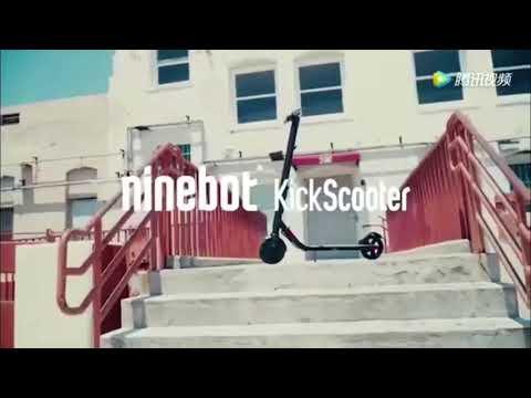 Электросамокат Ninebot KickScooter ES1 / ES2