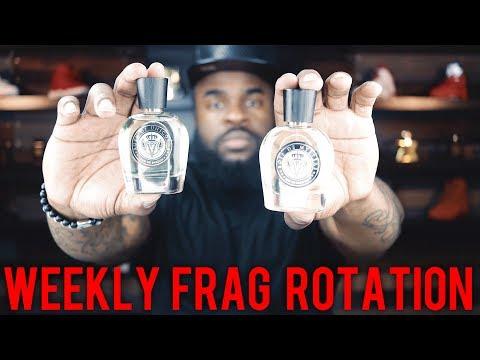 Weekly Fragrance Rotation #23 | Top 7 Fragrance Picks (2018)
