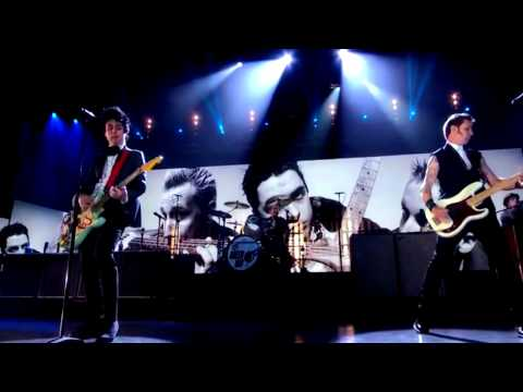Green Day - When I Come Aroud and Basket Case Live Rock and Roll Hall Of Fame HD