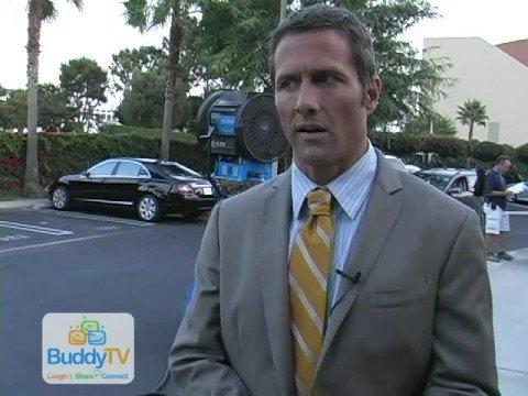 BuddyTV  with Rob Estes 90210