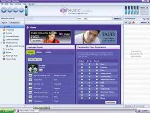 Delete Songs From Your Sansa MP3 Player Using Yahoo Music