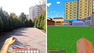 İLKER GERÇEK DÜNYAYA GERİ DÖNDÜ! 😱 - Minecraft