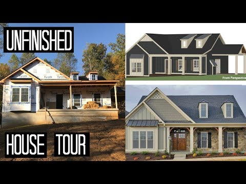 Download Youtube: Unfinished House Tour! + Why We're Building Vlog
