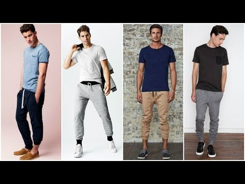 Cómo Combinar Pantalones Joggers Hussito Youtube