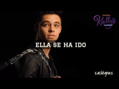 She's Gone - Kally's Mashup Alex Hoyer ( Letra en español )