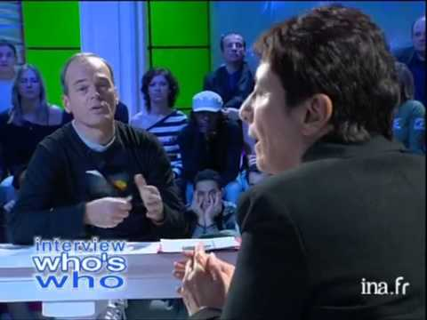 Interview Who's who Arlette Laguillier et Olivier Besancenot - Archive INA