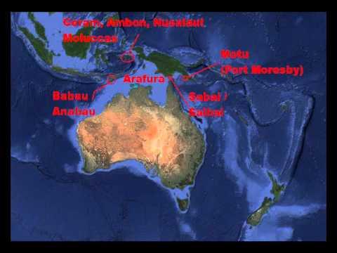 Homeland Hawaiki - Part 9 - Maluku - Babau - Motu