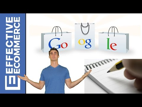 How to Set Up The Product Listing Ads Feed For Google Shopping