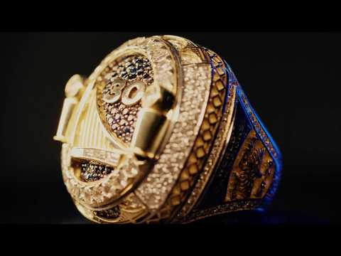 Fun Facts: 2018 NBA Championship Ring