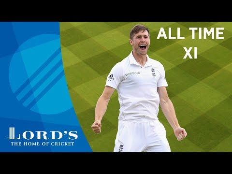 Tendulkar, McCullum & McGrath - Chris Woakes' All Time XI