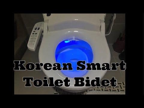 Unboxing And Installing Korean Smart Electronic Toilet Bidet Youtube