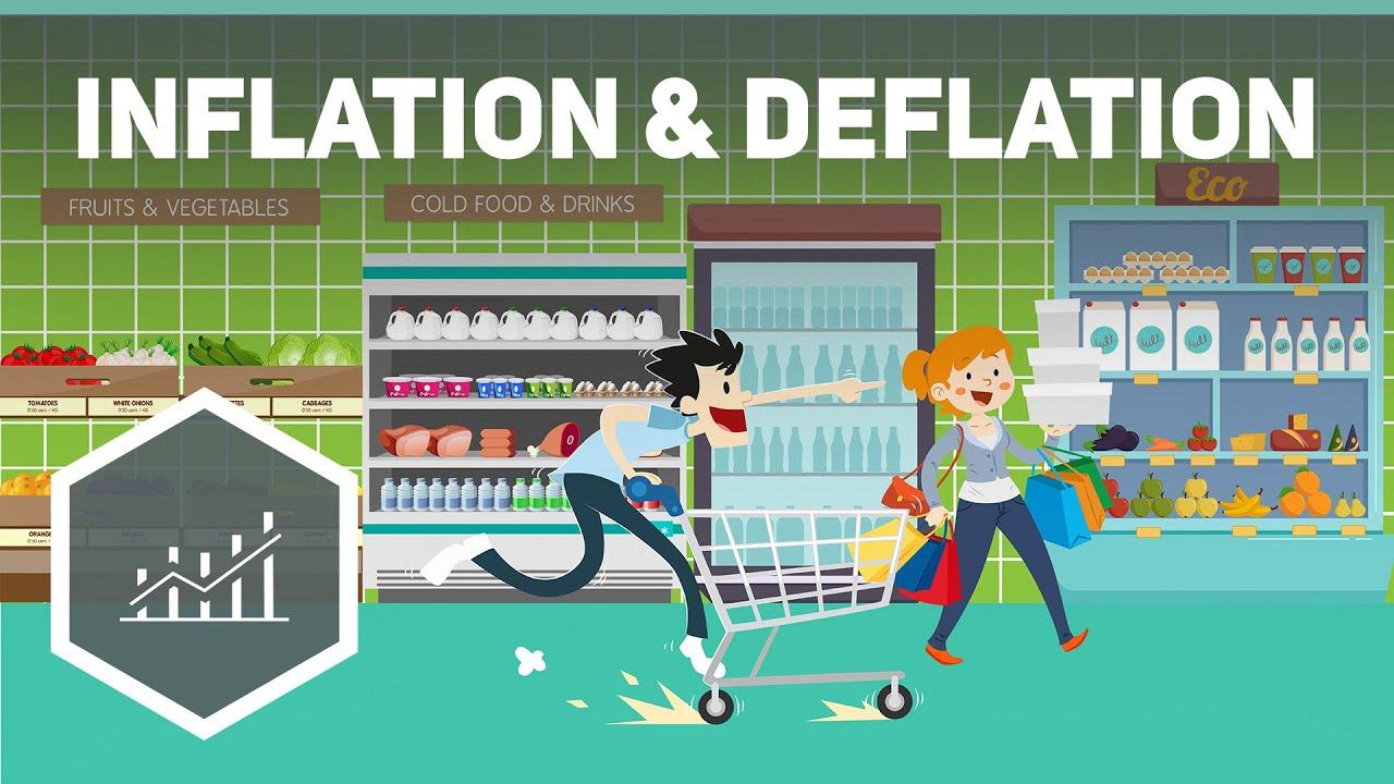 inflation und deflation einfach erkl rt grundbegriffe youtube. Black Bedroom Furniture Sets. Home Design Ideas