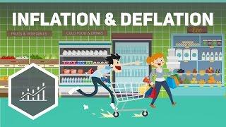 Inflation und Deflation einfach erklärt - Grundbegriffe ● Gehe auf SIMPLECLUB.DE/GO