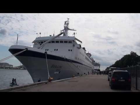 Baltic cruise 1 MS Berlin