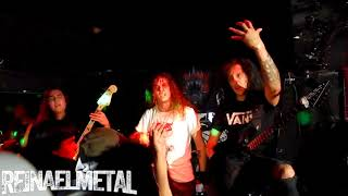 Tulkas - Hate (en vivo) - Gato Calavera