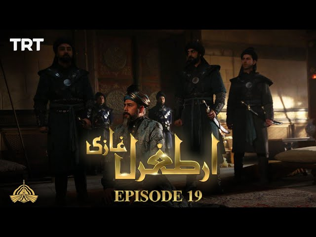 Ertugrul Ghazi Urdu | Episode 19 | Season 1